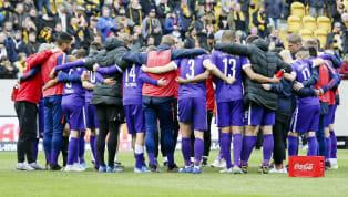 Unsere Start1️⃣1️⃣ gegen den @SV_Sandhausen ?⚒ #AUESVS pic.twitter.com/dgNSpLyGfP — FC Erzgebirge Aue (@FCErzgebirgeAue) May 16, 2020 Unser Team für den...