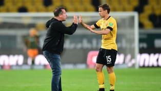 Dynamo Dresden ist so gut wie sicher aus der 2. Bundesliga abgestiegen. Linksverteidiger Chris Löwe kämpfte nach der Pleite gegen Kiel am Sky-Mirko mit den...