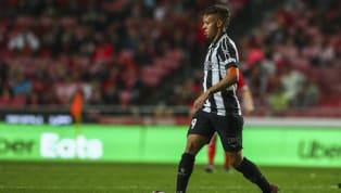 Lucas Fernandes vem se destacando em Portugal. O meia revelado pelo São Paulo, foi a sensação da última rodada do campeonato Português marcando um golaço na...