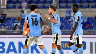 Hellas Verona Noi in campo così ???#DaiVerona #VeronaLazio#tuttAdunfiAto pic.twitter.com/fV7Dn79Nyx — Hellas Verona FC (@HellasVeronaFC) July 26, 2020 Lazio...