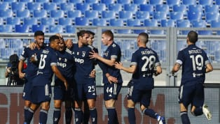 Serie A champions Juventus conceded a last-gasp equaliser to slip to a 1-1 draw against Lazio on an eventful Sunday afternoon at Stadio Olimpico. The visitors...