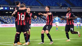 Laga pekan ke-8 Serie A 2020/21 antara Napoli dan AC Milan di Stadio San Paolo pada Senin (23/11) dinihari WIB akhirnya berhasil dimenangi kubu tim tamu...