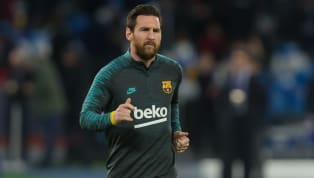 ract After a hectic few weeks, Lionel Messi has confirmed that he plans to stay with Barcelona and see out the remaining year of his contract. The Argentine...