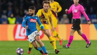 News The Champions League is back! Barcelona play Napoli on Saturday with the score set at 1-1 after the first leg. That first leg in Naples was a tight...