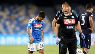 Nel successo per 3-1 sulla Lazio che ha chiuso il campionato del Napoli, il club azzurro si è trovato alle prese anche con lo stato d'ansia per le condizioni...