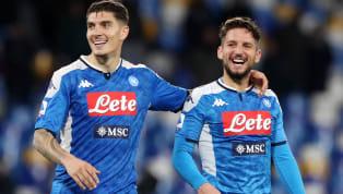 L'Inter resta sullo sfondo per Dries Mertens. L'attaccante belga vede al momento bloccato il rinnovo di contratto col Napoli ed è tentato dal trasferimento...