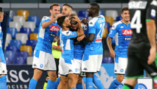 Il Napoli conquista tre punti pesanti in chiave quinto posto superando con un rotondo 2-0 il Sassuolo di De Zerbi, punito immeritatamente dalle reti di Hysaj...