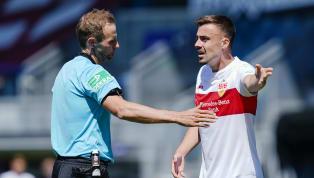 Der VfB Stuttgart hat den Re-Start der 2. Bundesliga gehörig verpatzt. Gegen Aufsteiger Wehen Wiesbaden setzte es wie schon im Hinspiel eine Niederlage, mit...