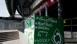 Im Jubeltrubel nach dem berauschenden 6:1 des SV Werder Bremen gegen den 1. FC Köln am letzten Spieltag, der den Bremern doch noch die Möglichkeit eines...