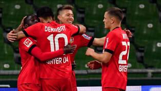Aus dem mit viel Spannung erwarteten Montagsspiel wurde ein einfacher Trainingskick für eine Leverkusener Mannschaft, die Werder Bremen deutlich überlegen...
