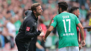 Werder Bremens Cheftrainer Florian Kohfeldt erklärte auf der Pressekonferenz die Ausbootung seiner Stars Nuri Sahin und Johannes Eggestein. Für beide stellt...