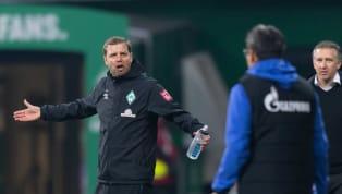 Schalke Unsere Start-1⃣1⃣ für #S04SVW ⚒️#S04 | ?⚪️ | #Bundesliga pic.twitter.com/91HIADKuBw — FC Schalke 04 (?) (@s04) May 30, 2020 Bremen Die...