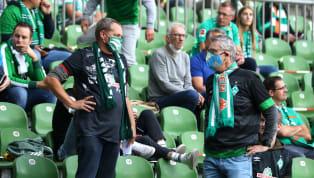 Das Bundesliga-Spiel zwischen Werder Bremen und der TSG Hoffenheim wird vor leeren Rängen ausgetragen. Aufgrund steigender Indizwerte in Bremen werden die...