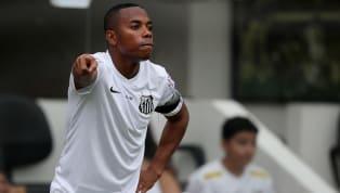 """A palavra é """"suspensão"""". Sim, o contrato entre Santos e o atacante Robinho não foi rescindido, mas apenas suspenso. E isso tem algumas nuances destacadas pelo..."""