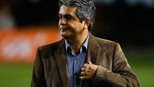 """O Cruzeiro anunciou, na manhã desta segunda-feira (14), que exames apontaram uma lesão de """"grau 1"""" no ligamento colateral medial do joelho do lateral Raúl..."""