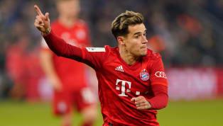 """Se ha confirmado que """"Pipe"""" Coutinho no será adquirido por el Bayern Múnich, motivo por el cual tendrá que regresar al Barcelona donde junto con el club..."""