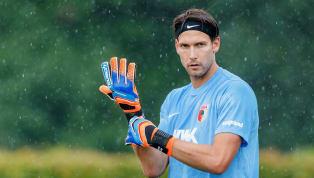 Viel Bewegung auf der Torwart-Position beim FC Augsburg: Nach Andreas Luthe verlässt auch Fabian Giefer den FCA - der 30-Jährige wechselt zum...