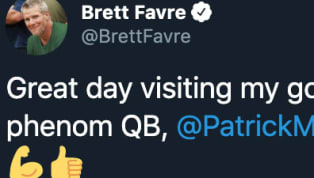When you look at Patrick Mahomes' uncanny and sometimes reckless desire to make something out of nothing, you can't help but think of Hall-of-Fame quarterback...