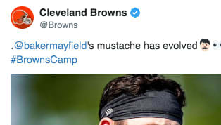 Facial hair in the NFL seems to be taking over. While some look better than other, guys are taking chances out there left and right and could care less if...