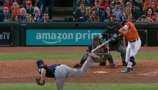 Even with Washington Nationals pitcher Max Scherzer on the mound, the Houston Astros remain entirely unfazed. They've managed to make Scherzer labor through...
