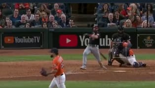 It's hard to believe that just four innings ago, the Washington Nationals were down 2-0 to the Houston Astros. The Nats have seriously started to pour it on...