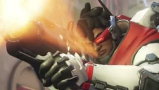 Talon Baptiste was revealed as the first Overwatch Storm Rising legendary skin coming out when the next Overwatch Archives event kicks off on April 16....