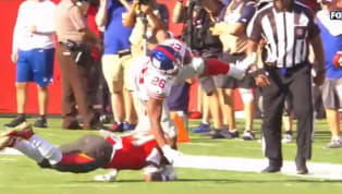 The New York Giants may have been dealt a crushing blow on offense, as if they needed to be knocked down a peg. 2018 NFL Offensive Rookie of the Year and...