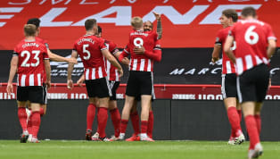 Away Sheffield United moved within five points of the Champions League qualification places after a comprehensive 3-0 win over Chelsea at Bramall Lane. The...