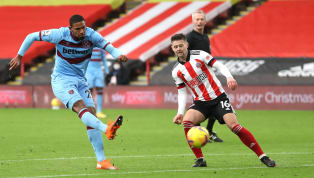 Sheffield United's wait for a first Premier League win of the season was extended to nine games on Sunday afternoon, as West Ham earned a 1-0 win at Bramall...