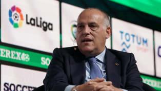 El presidente de LaLiga atendió al programa El Partidazo de Movistar+ para repasar cómo se trabaja en el retorno de la competición y en qué condiciones,...