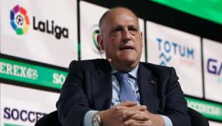 Presiden La Liga, Javier Tebas tidak habis pikir Manchester City bebas dari hukuman UEFA terkait pelanggaran FFP (Financial Fair Play. Tidak hanya terbebas...