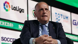 City La Liga president Javier Tebas says he's 'ready' for the departure of Lionel Messi from Barcelona. The Argentine great threatened to leave the club in the...