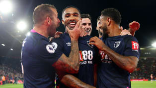 Bournemouth are staring Premier League relegation in the face after taking just a single point from their last eight games and recording four straight defeats...