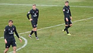 1.FC Nürnberg ⚠ Unsere Startelf gegen den @SCPaderborn07 ⚠ Keine Änderungen beim Club, es beginnt das Team aus dem Derby.#fcn #FCNSCP...