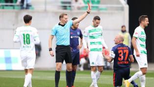 Der Hamburger SV hat in einer wilden Partie in Unterzahl eine 1:0-Führung gegen die SpVgg Greuther Fürth über die Zeit gebracht, um drei Punkte einzusammeln....