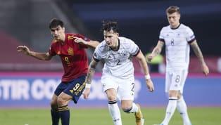 La selección española se impuso de forma imponente (6-0) a la alemana en un partido decisivo para la clasificación a la final four de la Nations League. La...