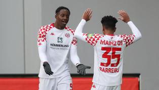 Der FSV Mainz 05 hat sich etwas Luft im Abstiegskampf verschafft. Am Sonntagnachmittag setzten sich die Rheinhessen mit 3:1 gegen den SC Freiburg durch. Der...