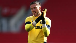 Crystal Palace have completed the signing of goalkeeper Jack Butland from Stoke City, with the 27-year-old signing a three-year contract at Selhurst Park....