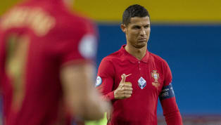 Cristiano Ronaldo became just the second male player ever to score 100 international goals during Tuesday night's Nations League action. The Juventus forward...