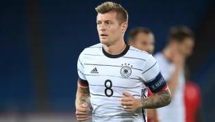 Im Nations-League-Spiel gegen die Schweiz (Dienstag, 20.45 Uhr) feiert die deutsche Nationalmannschaft ein doppeltes Jubiläum: Toni Kroos wird sein 100....