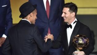 """2015 foi o ano do Barcelona de Luis Enrique e do seu tridente mortal formado por Lionel Messi, Luis Suárez e Neymar, o famosoMSN.Os """"blaugranas""""..."""