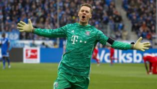 """Manuel Neuer fürchtet die neue Konkurrenzsituation im Tor des FC Bayern nicht. """"Ich bin der Überzeugung, dass ich der Beste bin"""", sagte der Kapitän des..."""