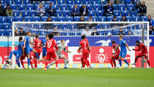 Just over six thousand fans were socially-distanced in the PreZero Arena to see Hoffenheim end Bayern Munich's 32-game unbeaten run with an impressive 4-1...