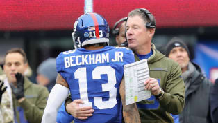 It's been a theme at Cleveland Browns camp for quarterback Baker Mayfield and wide receiver Odell Beckham Jr. to take shots at the New York Giants. It...