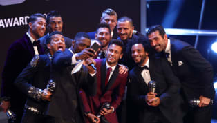 El portal Transfermarkt se ha encargado de ponerle nombre a los jugadores que integraban el XI más caro del mundo en el año 2017. Estos son los afortunados 1....