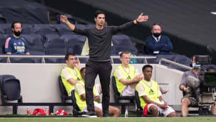 ture Arsenal manager Mikel Arteta was left cursing his luck once more as he watched his side throw away yet another lead in the 2-1 loss to north London rivals...