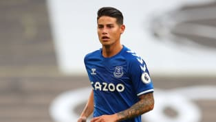 James Rodríguez's former club have confirmed that the Colombian signed for Everton from Real Madrid on a free transfer. The 29-year-old joined the Toffees...