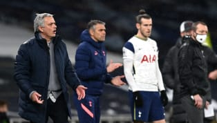 Tottenham Hotspur head coach Jose Mourinho has ruled out using Gareth Bale as a central striker while Harry Kane is sidelined through injury. England's...