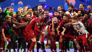 Jordan Henderson has revealed the dressing-room story behind his famous Champions League 'little shuffle' trophy lift from Liverpool's 2-0 victory over...