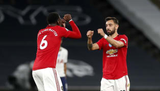Manchester United midfielder Bruno Fernandes has revealed Paul Pogba was key to helping him find a house upon his arrival in January, which left the...